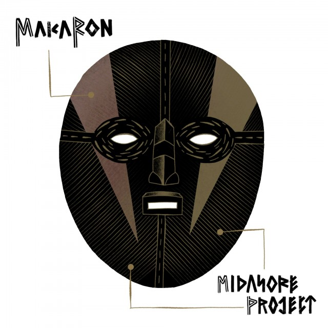 'Midasore', the new album by MakaRon, coming soon!